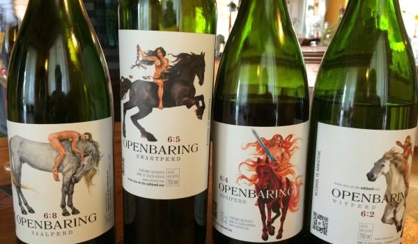 Wine Route Cape Town