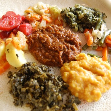 Pan-African cuisine is a big part of Cape Town's food culture