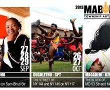 Maboneng Township Arts Experience Guguletu, 26 & 27 Oct 2013