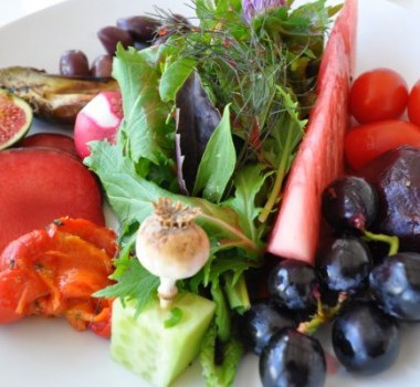 Babel Red Salad, Babylonstoren