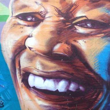 Langa Quarter Street Art6 Mandela