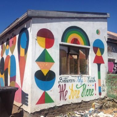 Woodstock Street Art WDC2014