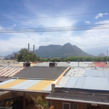 the view from the Langa Quarter WDC2014